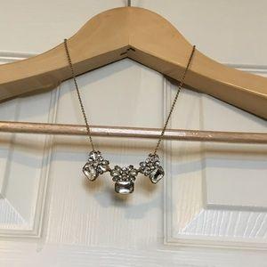 Banana Republic jeweled necklace